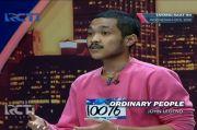 Ikut Audisi Indonesian Idol, Ellijah Berharap Bisa Bertemu Orang Tuanya