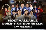 Top 3 Program TV Diborong TV MNCN, Ikatan Cinta, Putri untuk Pangeran & Indonesian Idol Pikat Hati Pemirsa