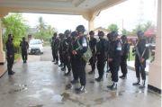 Antisipasi Aksi Pembakaran Susulan di Boven Digoel, 4 SSK Pasukan Bersenjata Lengkap Siaga