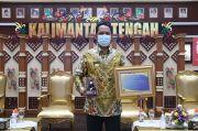 Bupati Lamandau Terima DIPA dan TKDD 2021 dari Plt Gubernur Kalteng