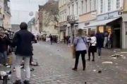 Mobil Tabrak Para Pejalan Kaki di Kota Trier Jerman, Dua Orang Tewas
