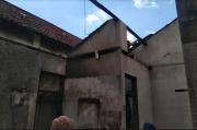 Rumah Warga Kraton Terbakar, Penyebab Diduga dari Sisa Api Lilin