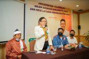 Akbar Tanjung Sebut Bobby Nasution Keluarga Besar HMI, Layak Didukung