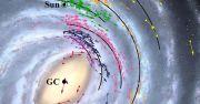 Jarak Bumi 2.000 Tahun Cahaya Lebih Dekat ke Lubang Hitam Supermasif Bima Sakti