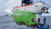 Kapal Selam China Berhasil Capai Titik Terdalam Palung Mariana