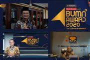 Brantas Abipraya Kantongi 2 Penghargaan dari BUMN Awards 2020