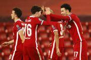 Sentuhan Kaki Curtis Jones Antar Liverpool ke 16 Besar Liga Champions