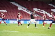 Gol Telat Mueller Batalkan Kemenangan Atletico Madrid