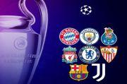 Daftar Delapan Tim yang Lolos ke Babak 16 Besar Liga Champions