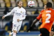 Modric Akui Posisi Real Madrid di Liga Champions Sedang Genting