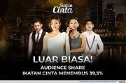 Luar Biasa! Audience Share Sinetron RCTI Ikatan Cinta Tembus 39,5%, Dominasi MNCN Kian Perkasa