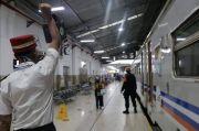 Jelang Nataru, PT KAI Waspadai 355 Titik Rawan Longsor di Jalur Rel Kereta di Pulau Jawa