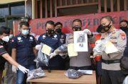 Bacok dan Siram ABG 16 Tahun dengan Air Keras, 4 Pelaku Tawuran Digelandang Polisi