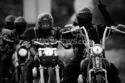 Gerombolan Bermotor Bikin Ulah di Bogor, Pria 50 Tahun sedang Ronda Malam Dibacok