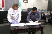 Gubernur Kalbar Bersama Kepala BPKP Kalbar Tandatangani Nota Kesepakatan
