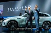 Daimler Hadiahkan Karyawan Bonus Corona Senilai Rp16,8 Juta