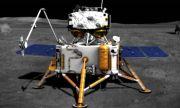 Pesawat Antariksa China Mendarat di Bulan untuk Ambil Sampel Batu 2 Kg