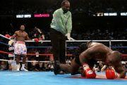 Robohkan Tyson, Lennox Lewis: Holyfield Musuh Terberat Saya!