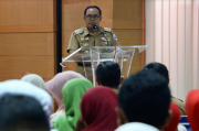 Bertemu Dirjen Otda, Wakil Wali Kota Cimahi Ngatiyana Diminta Fokus Kinerja ASN