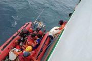 Tolak Dievakuasi, 4 ABK KM Bahari Al-Barru Memilih Tinggal di Kapal yang Bocor
