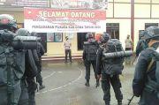 Polda Sulsel Kirim 2 Peleton Brimob Bantu Pengamanan Pilkada Gowa