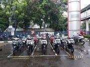 Terabas Hujan, YIMM Ajak Media Geber Yamaha Gear 125 Jakarta - Sentul