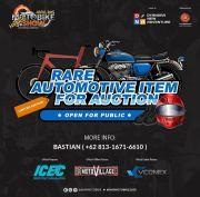 Pantengin, IIMS Motobike Hybrid Show Lelang Murah 13 Motor Baru
