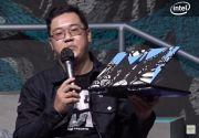 Predator Helios 300 x Darbotz Laptop Hasil Karya Seniman Indonesia