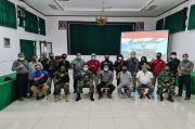 Di Hadapan Awak Media, Kasrem 083/Baladhika Jaya Beberkan Pembinaan Teritorial