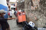 Aksi Pencurian Motor di Gang Sempit Cilincing Terekam Kamera CCTV