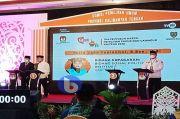 Debat Kandidat Ketiga, Sugianto- Edy Komitmen Perangi Peredaran Narkoba di Kalteng