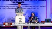 Debat Putaran Kedua, Paslon Nurani Curi Perhatian Masyarakat Kendal