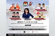 Live Hanya di iNews dan RCTI+, Jumat Pukul 08.30 WIB: Debat Pilwalkot Makassar, 4 Paslon Siap Adu Program