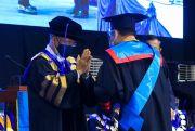 54 Tahun Berkiprah, UP Luluskan 60.608 Wisudawan