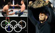 Khabib Nurmagomedov Usahakan MMA Jadi Cabor di Olimpiade