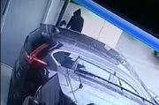 Gila, Hanya Dalam Hitungan Detik Pencuri Ini Berhasil Sikat Motor Korban