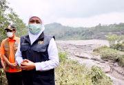Tinjau Lokasi Erupsi Gunung Semeru, Gubernur Khofifah Siapkan Langkah Mitigasi