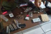 Geledah Rumah Pelaku Penembakan Bos Perusahaan Tekstil, Polisi Kembali Temukan Senpi