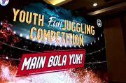Gaungkan Piala Dunia U-20, Kemenpora Gelar Youth Fun Juggling Competition di Solo