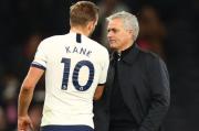 Mourinho Harap-harap Cemas Tunggu Kondisi Cedera Harry Kane