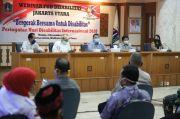 Pemkot Jakarta Utara Janji Hadirkan Kesetaraan bagi Disabilitas