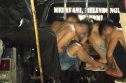 Polsek Langowan Amankan 8 Pelaku Penganiayaan di Paslaten