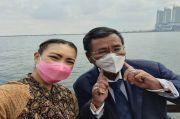 Didampingi Hotman Paris, Keponakan Prabowo: Kami Baru Mendapatkan Izin Budi Daya Lobster Saja