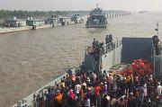 1.600 Rohingya Dipindah ke Pulau Terpencil, Ada yang Mengaku Dipaksa
