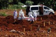 Gawat! Lahan Makam Jenazah COVID-19 di Cimahi Tinggal 40 Liang Lahat