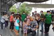 Gubernur Ganjar Apresiasi GP Ansor dan Aice Group Perkuat Disiplin Masker