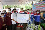 Pertamina Beri Bantuan 63 Panti Asuhan dan Pondok Pesantren di Sulawesi