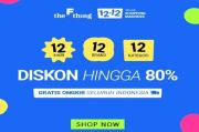 Harbolnas 12.12, The F Thing Hadirkan Pesta Diskon Produk Branded 12.12 Online Shopping Madness