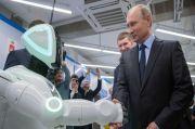 Robot AI Bertanya ke Putin: Apakah Robot AI Bisa Jadi Presiden?