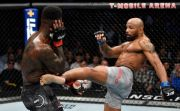 Akhir Pahit Yoel Romero Petarung UFC Terhebat Tinggalkan UFC